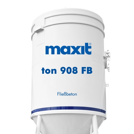 maxit ton 908 FB - C35/45 Fließbeton 0-8 mm