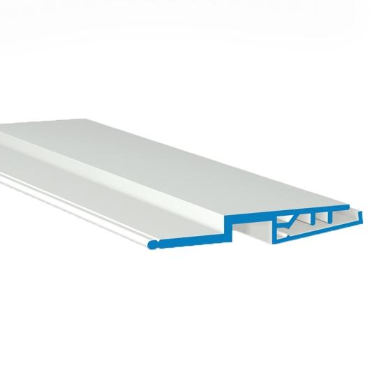 maxit Sockelabschlussprofil PVC